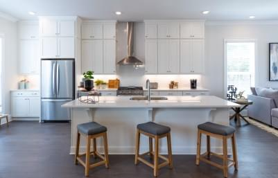 Tour Three New Decorated Models at The Maxwell in Alpharetta