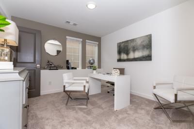 Crawford Home Design Atlanta, GA New Home Home Offices