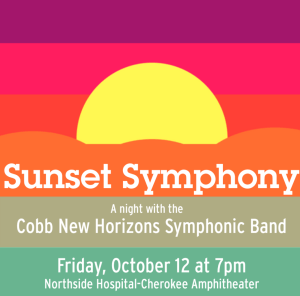 Join Us This Weekend at The Sunset Symphony in Woodstock