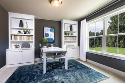 Glendale Home Design Atlanta, GA New Home Home Offices