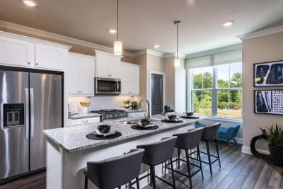 Explore Decorated Model Homes via Virtual Tours from The Providence Group