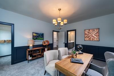 Montgomery Home Design Atlanta, GA New Home Home Offices
