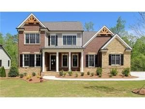 Special Pricing on Final Two Homes at Brooke Falls in Marietta