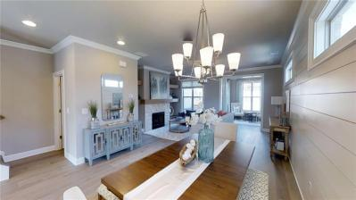 Townhome Model, Final Opportunity for Sale at Brookmere at Johns Creek