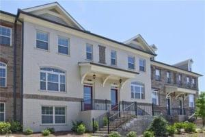 Save up to $20K on Select New Roswell Townhomes at Towns at East Village