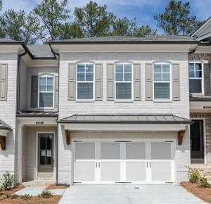 New Roswell Townhomes Available Now During Hurry Home Event