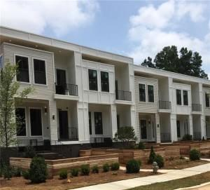 The Providence Group Offering Move-In Package at New Decatur Townhome Community