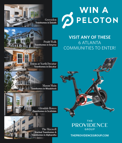 Enter to Win a Peloton by Visiting Select Atlanta-Area Communities*