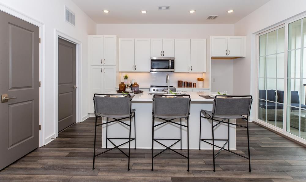 Fortman Home Design Kitchen. 1br New Home in Alpharetta, GA