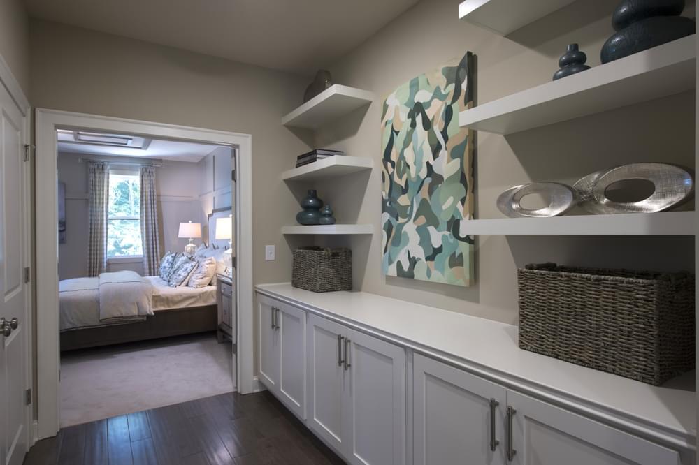 Braxton II Home Design. 3br New Home in Duluth, GA
