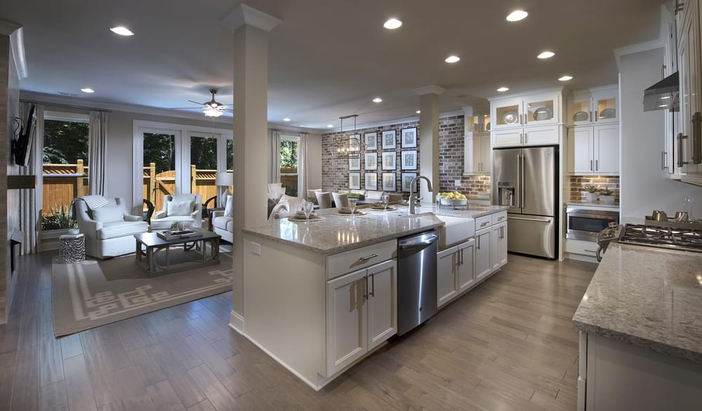 Braxton II Home Design. Duluth, GA New Home