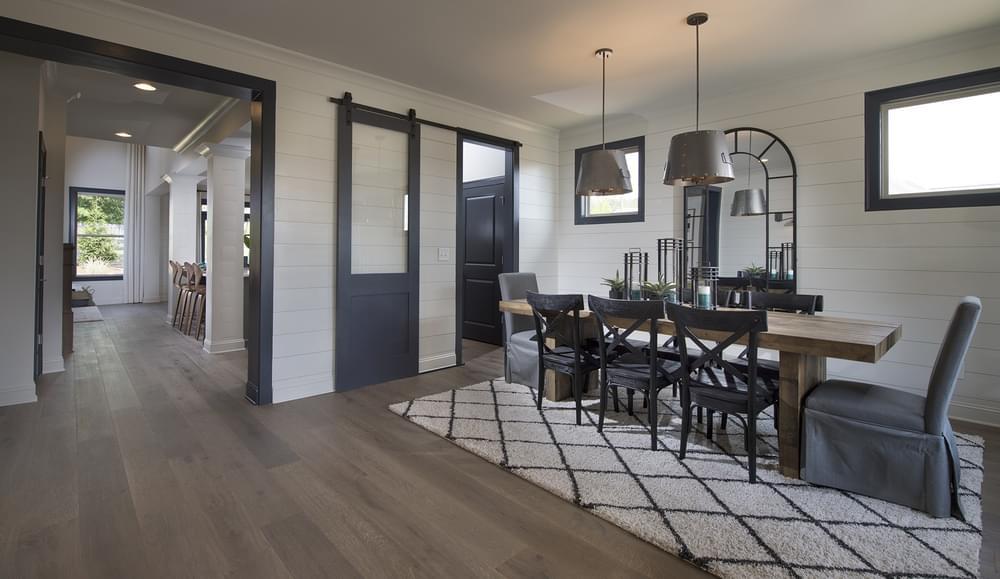 The Calhoun New Home in Suwanee, GA