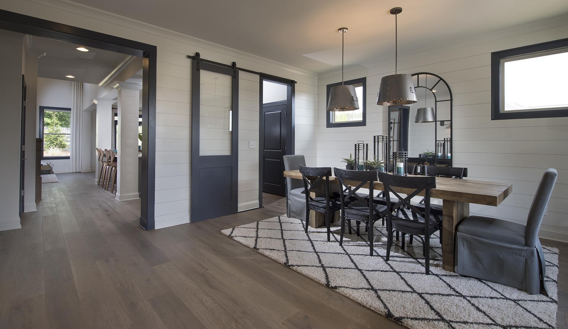 The Calhoun New Home in Suwanee GA