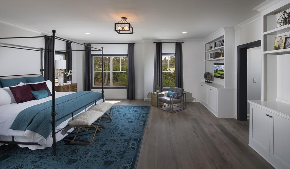 2,852sf New Home in Suwanee, GA