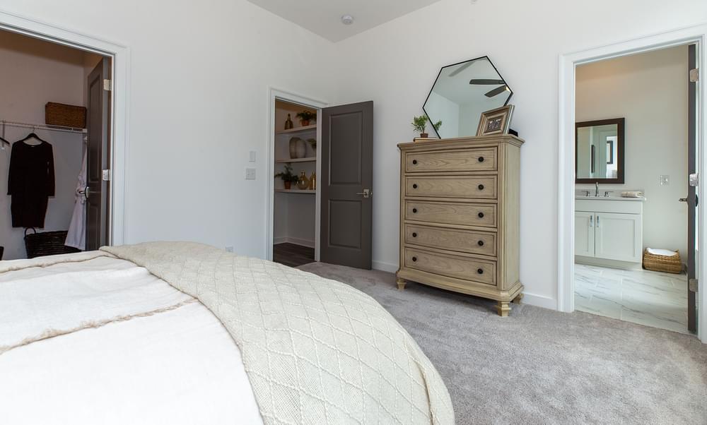 Fortman Home Design Owner's Suite. 1br New Home in Alpharetta, GA