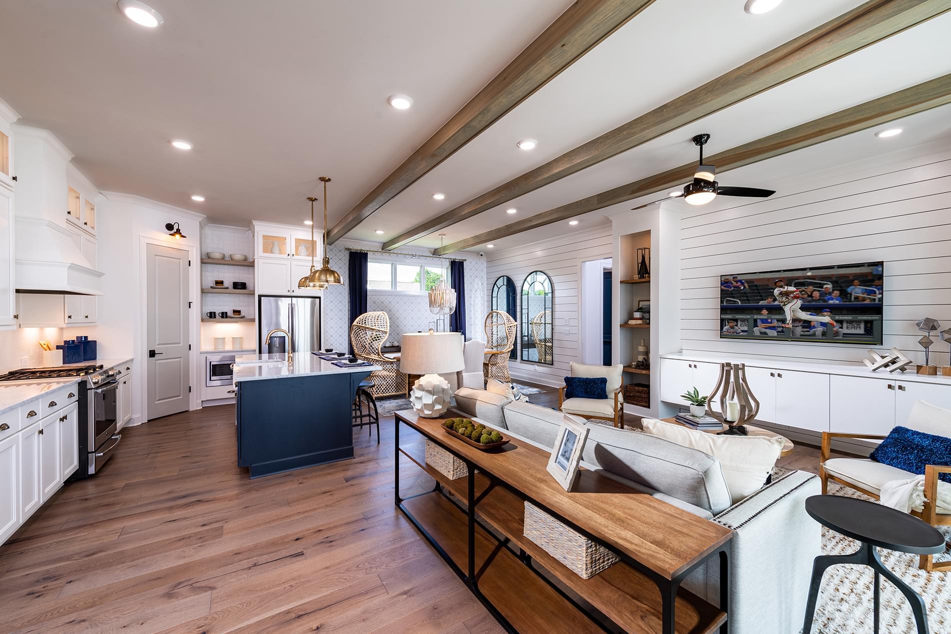 The McDaniel New Home in Canton GA