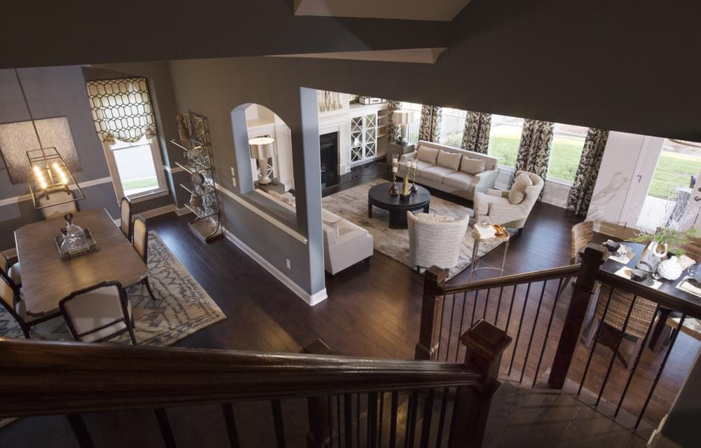 The Montgomery New Home in Alpharetta, GA