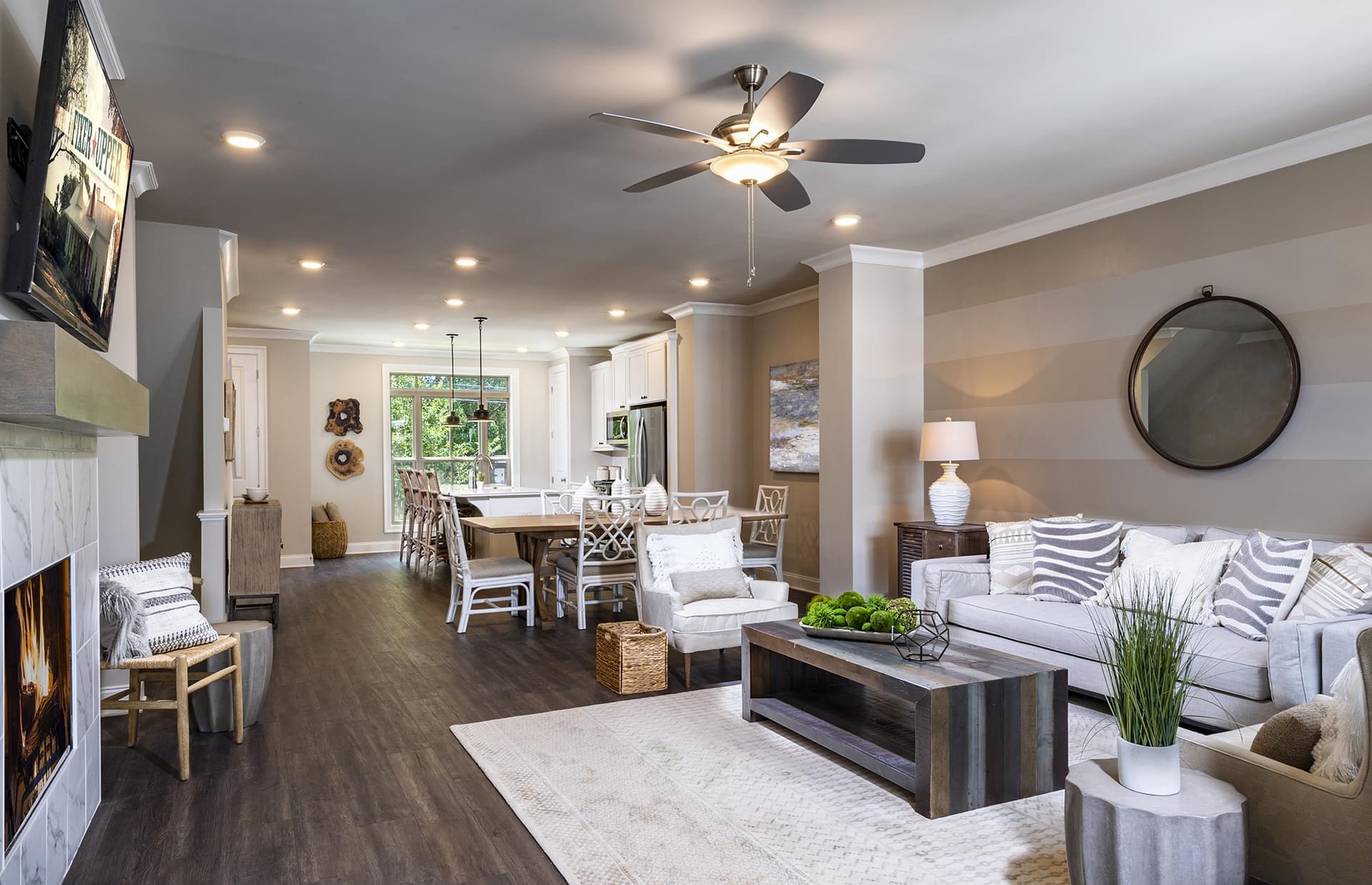 The Garrett II New Home in Smyrna GA