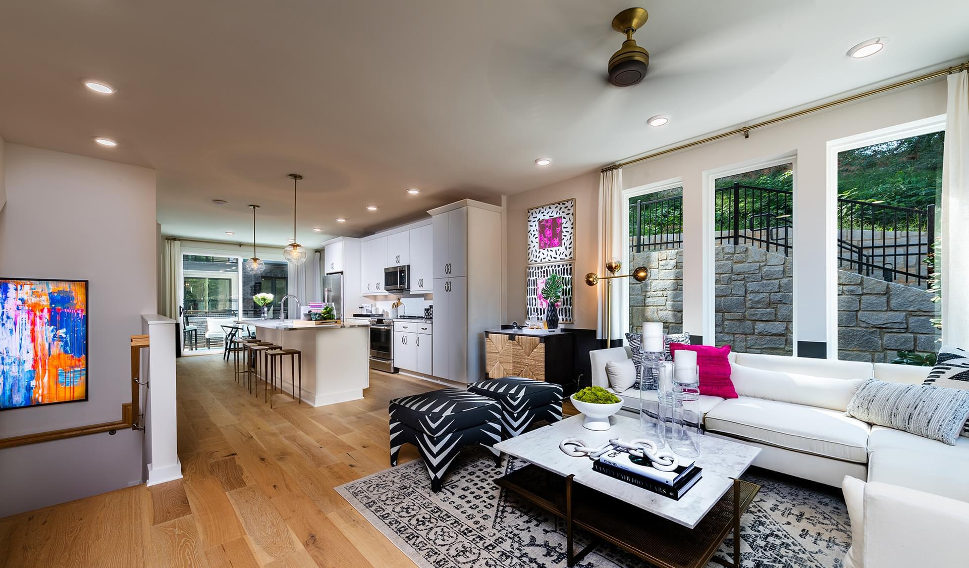 The Courtland New Home in Atlanta GA