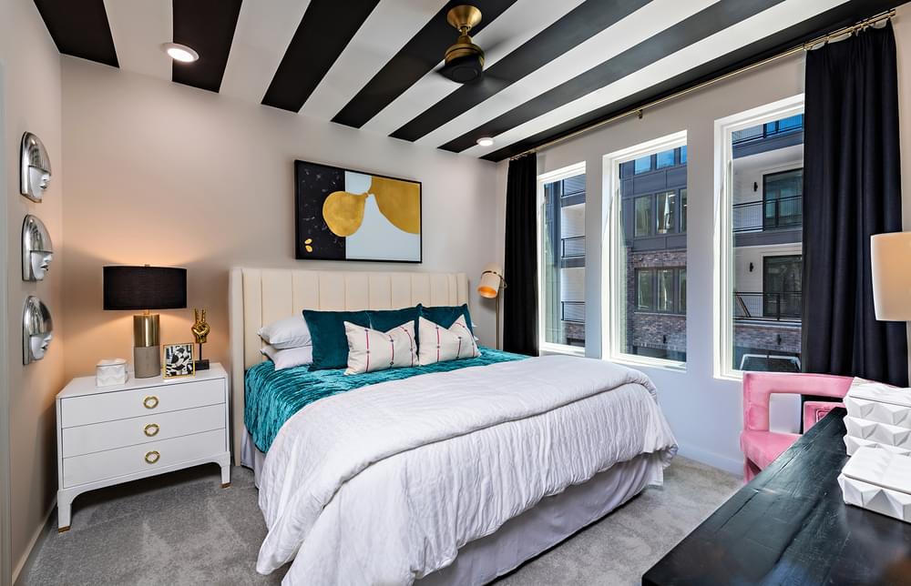 Courtland Owners' Suite. Atlanta, GA New Home