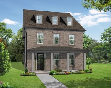 The Aria New Home in Georgia