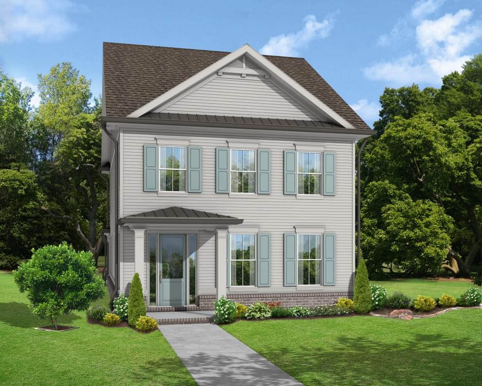 The Aria New Home in Suwanee, GA