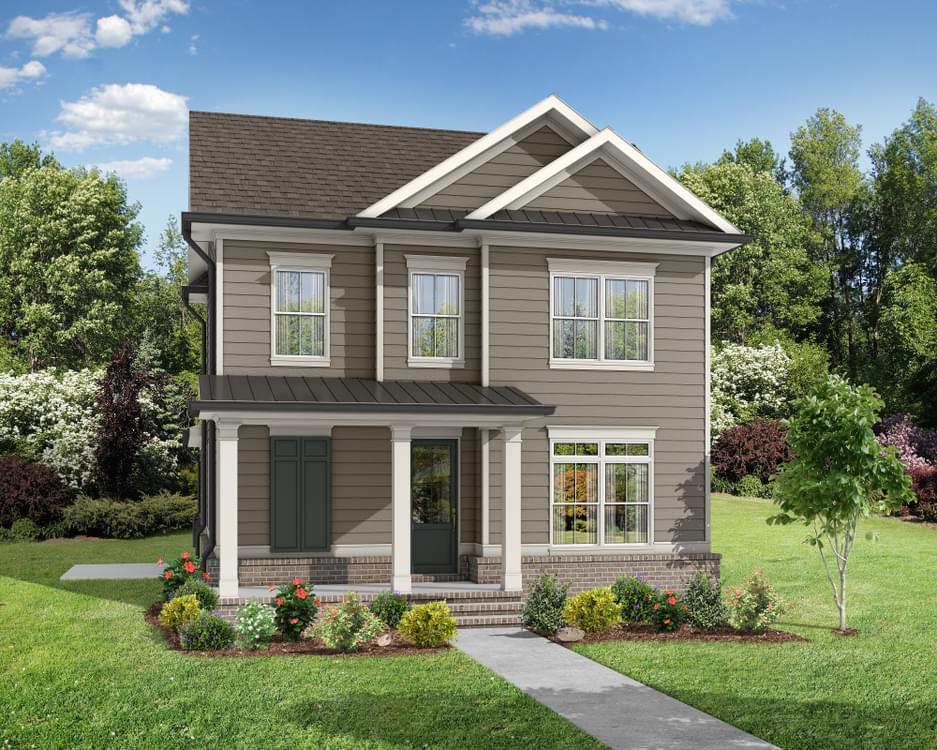 2,230sf New Home in Suwanee, GA