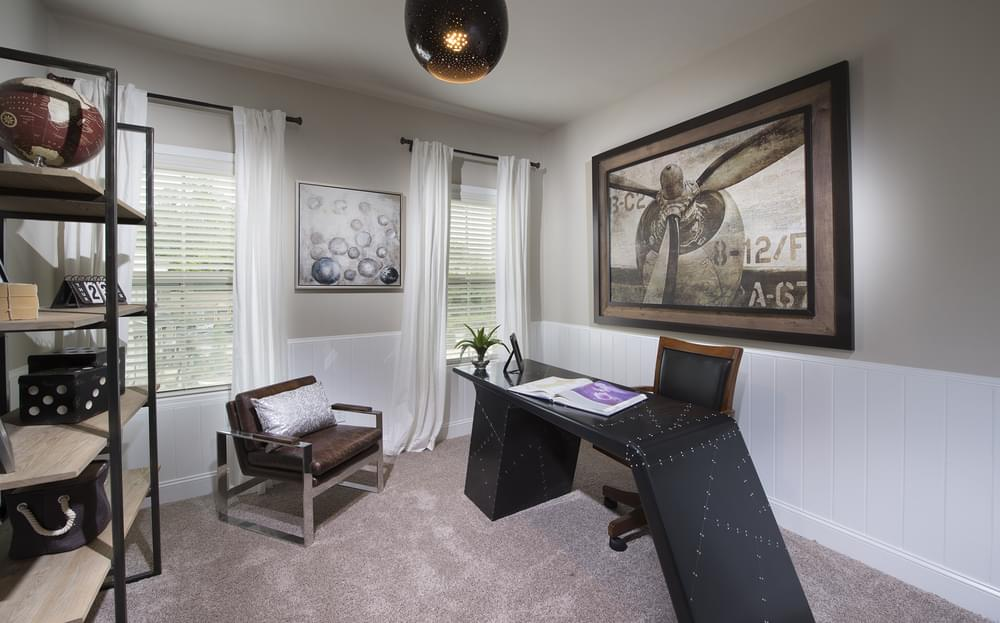Foster Home Design Home Office. The Foster New Home in Smyrna, GA