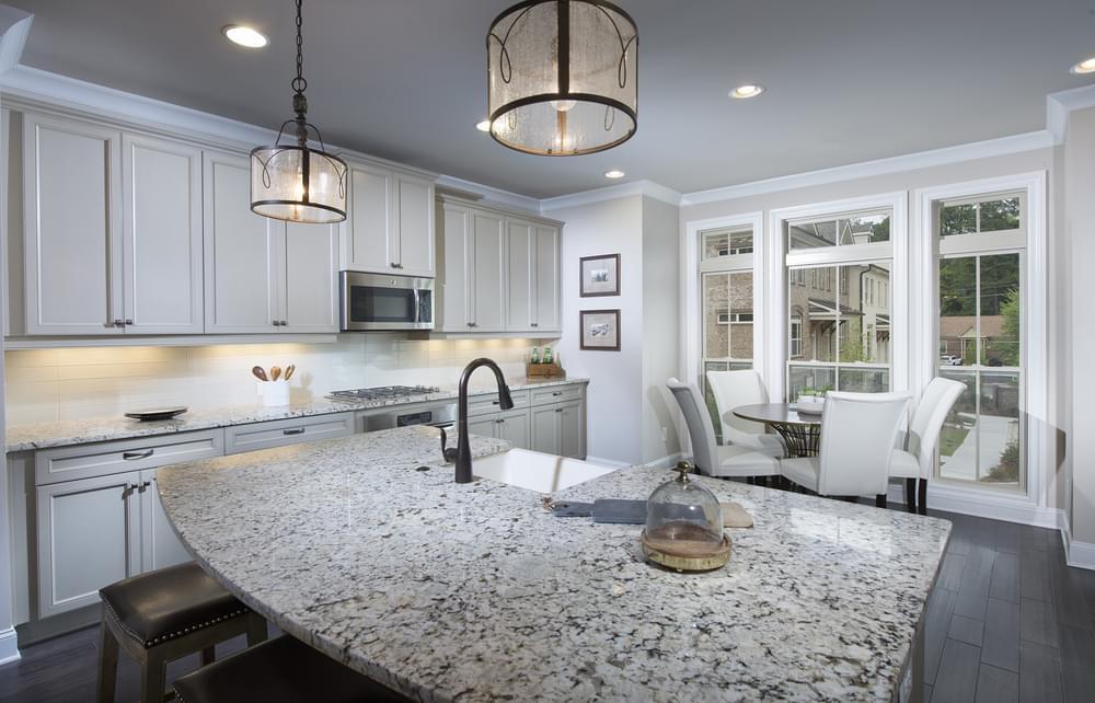 Foster Home Design Kitchen. 4br New Home in Smyrna, GA