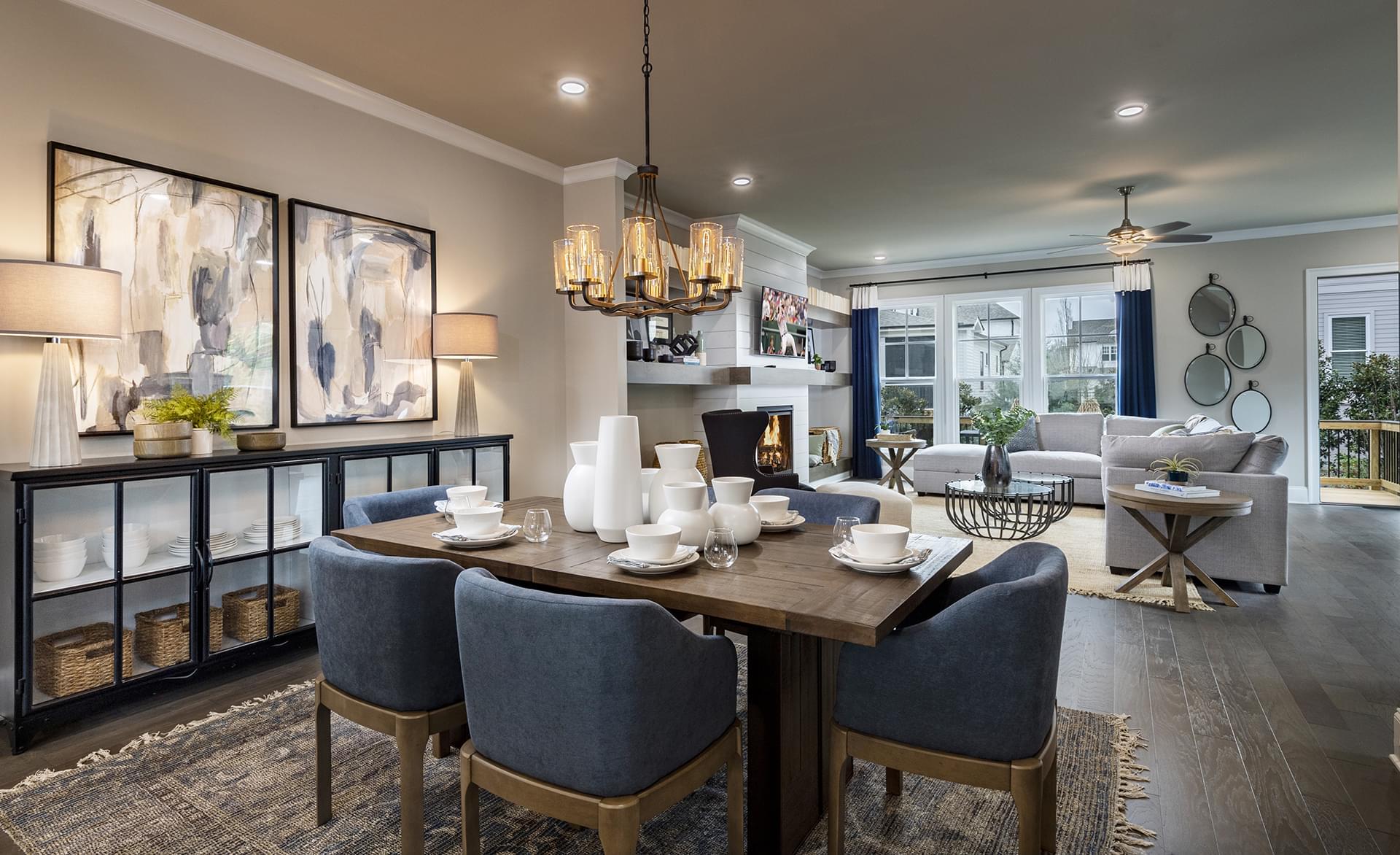 The Sterling New Home in Alpharetta GA