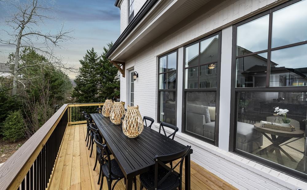 Sterling Home Design Outdoor Living. The Sterling New Home in Alpharetta, GA