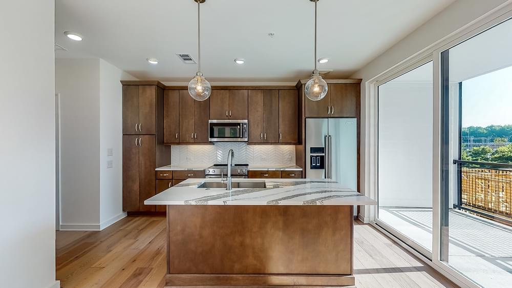 Brookhaven Home Design Kitchen. 3br New Home in Atlanta, GA