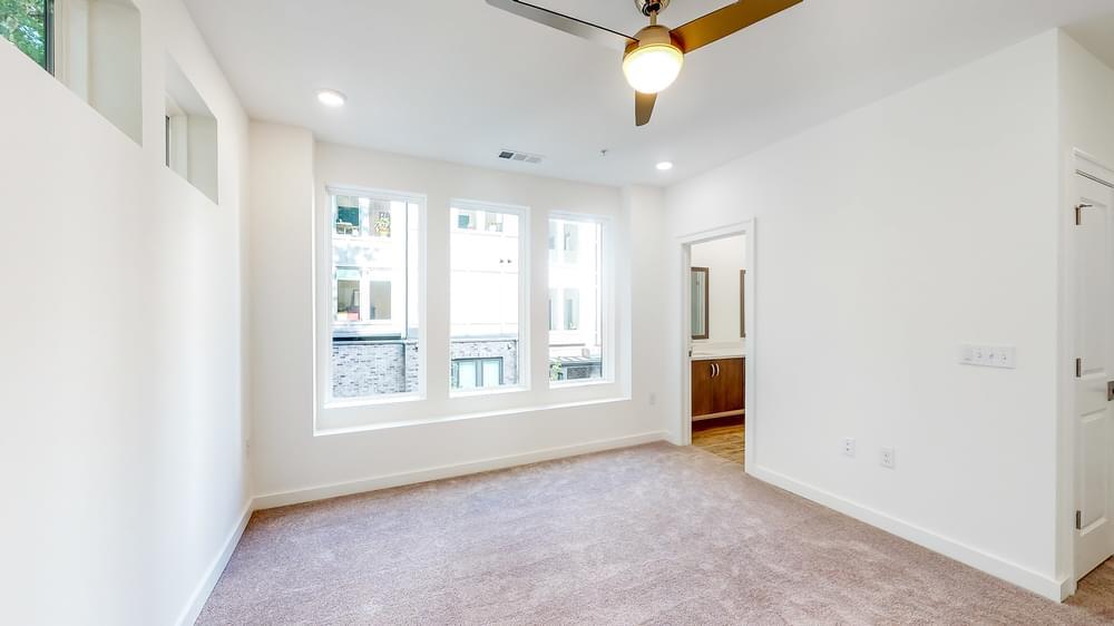 Brookhaven Home Design Owner's Suite. 3br New Home in Atlanta, GA