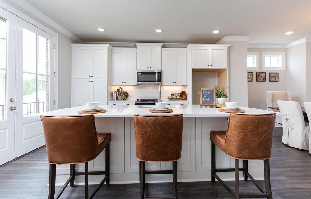 Graham Home Design Kitchen. 2br New Home in Suwanee, GA