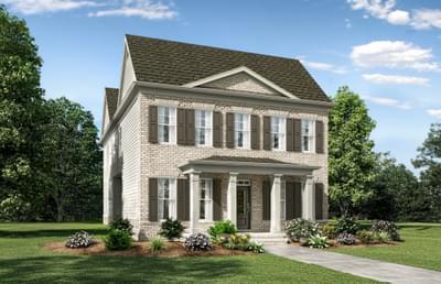 The Crestwick New Home in Georgia