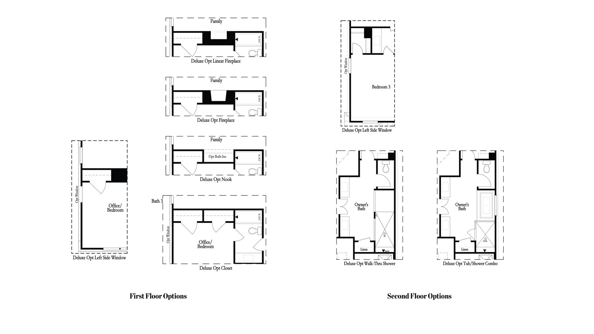 Options. 2,479sf New Home in Suwanee, GA