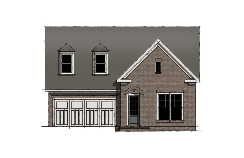 New home in Alpharetta GA