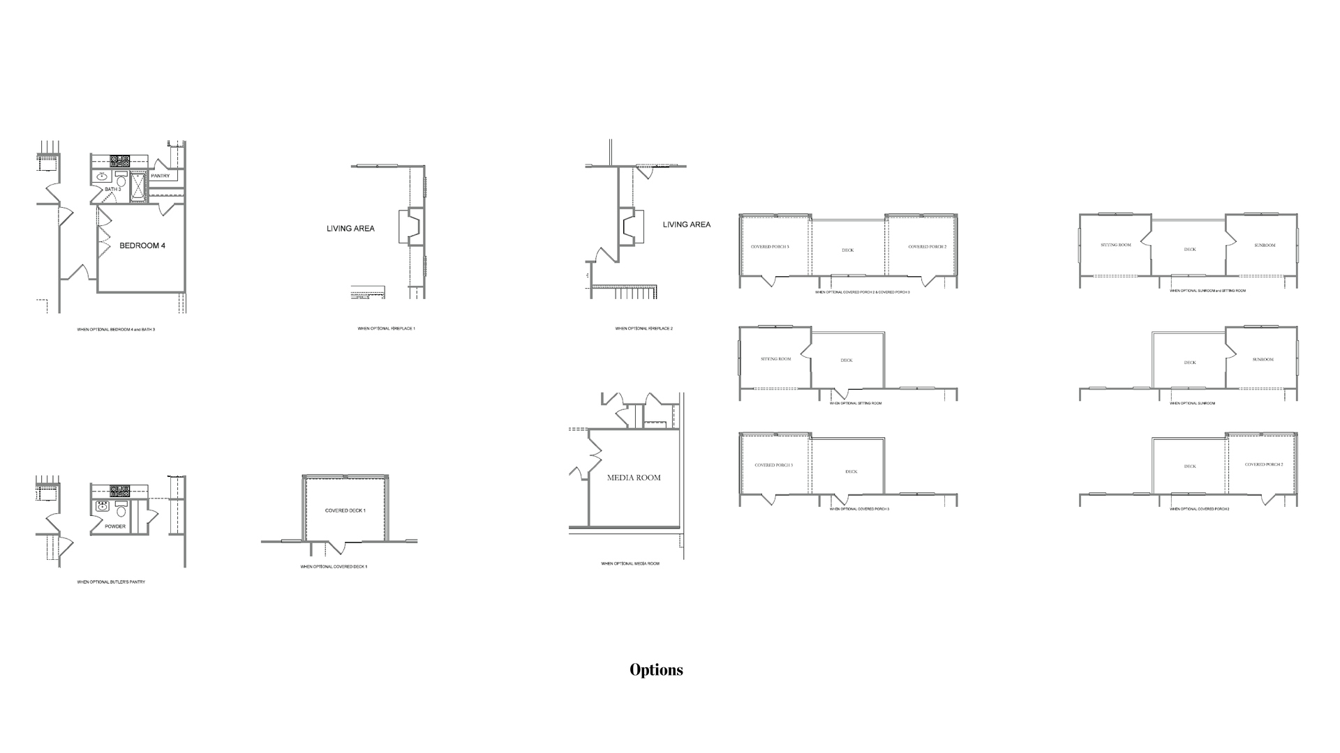 Options. 2,336sf New Home in Canton, GA