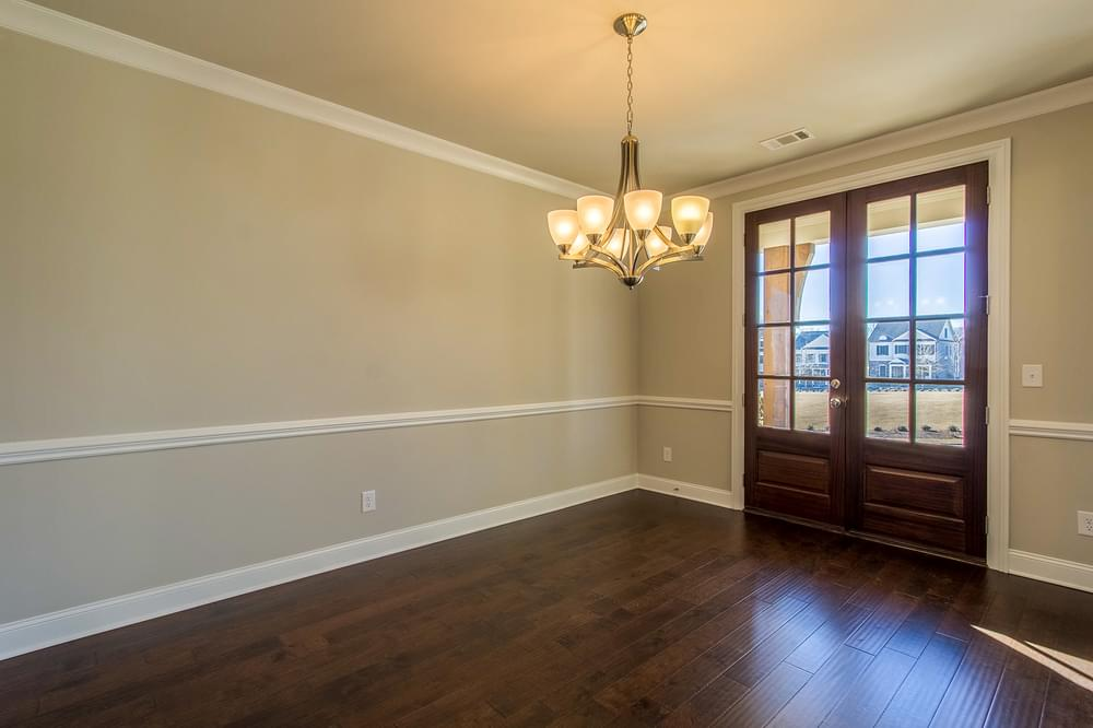 Kentmere Home Design Dining Room. 4br New Home in Johns Creek, GA