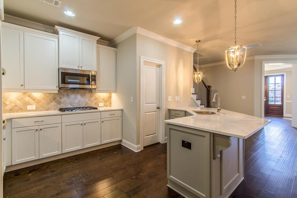 Kentmere Home Design Kitchen. 4br New Home in Johns Creek, GA