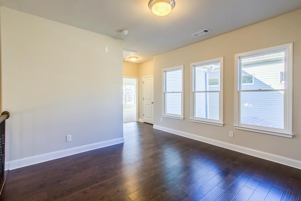 Kentmere Home Design Loft. Johns Creek, GA New Home