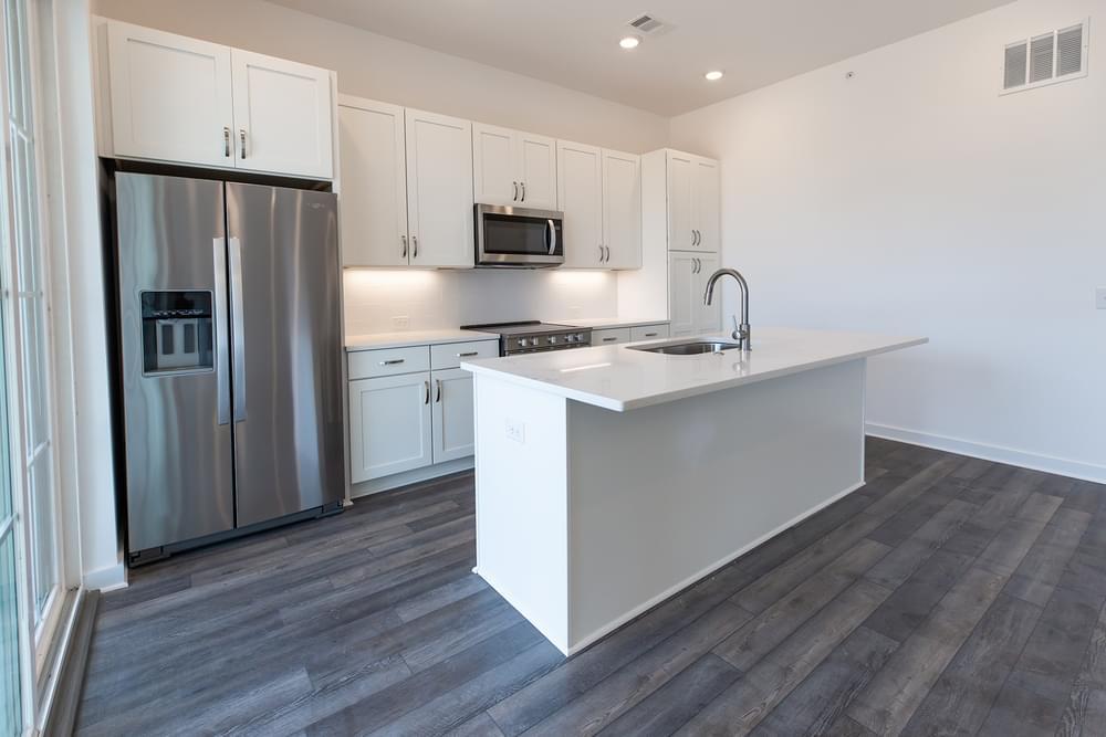 Edgehill Home Design Kitchen. Alpharetta, GA New Home