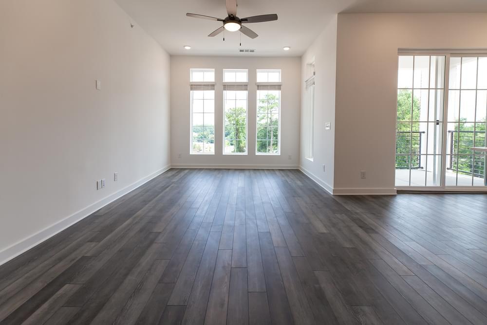 Edgehill Home Design Family Room. 1br New Home in Alpharetta, GA