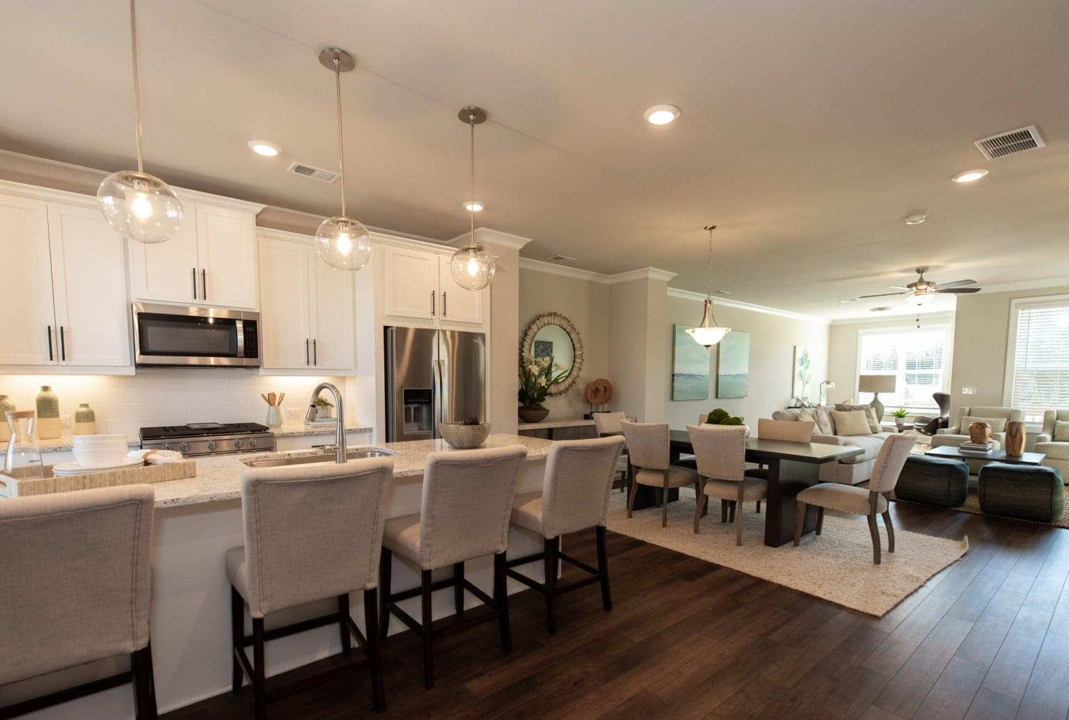 Visit the New Townhome Model Open at Greysolon in Duluth