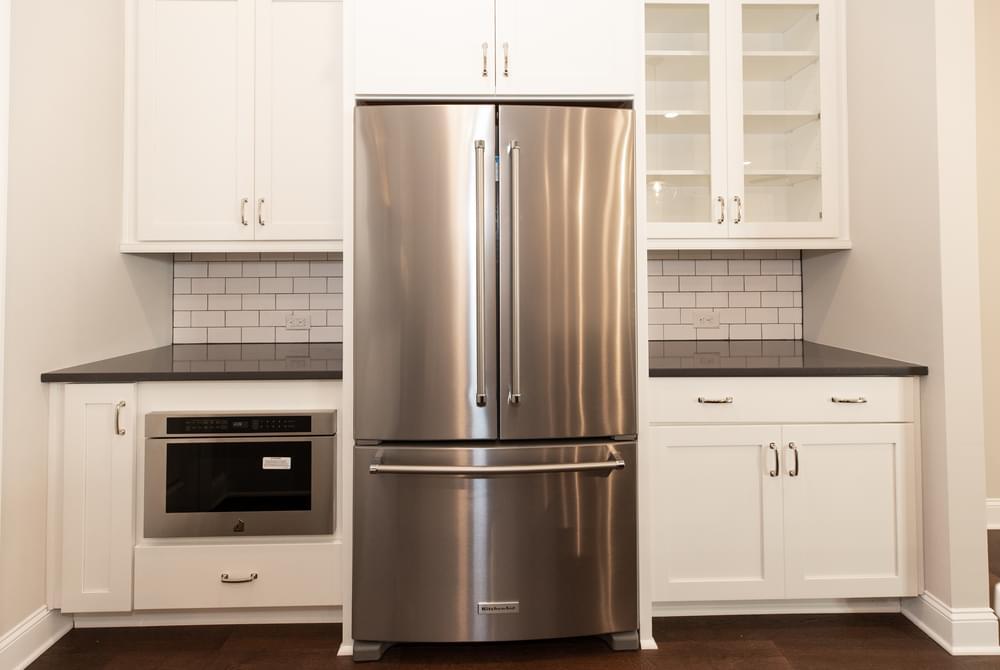 The Beaufort Home Design Kitchen. Canton, GA New Home