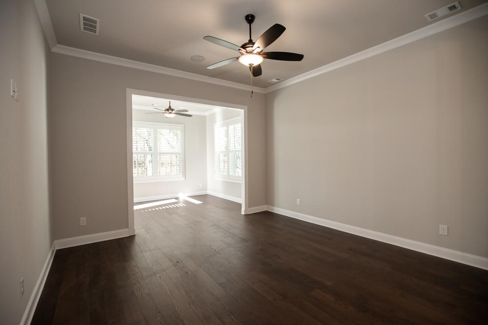 The Beaufort Home Design Owner's Suite. New Home in Canton, GA