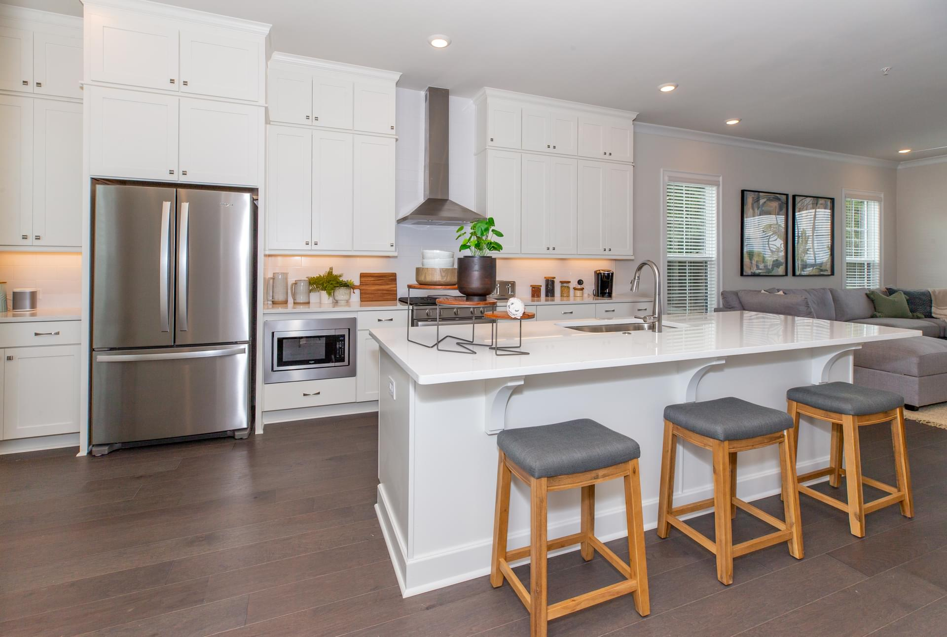 Enjoy Walkable Downtown Alpharetta Living at The Maxwell by The Providence Group