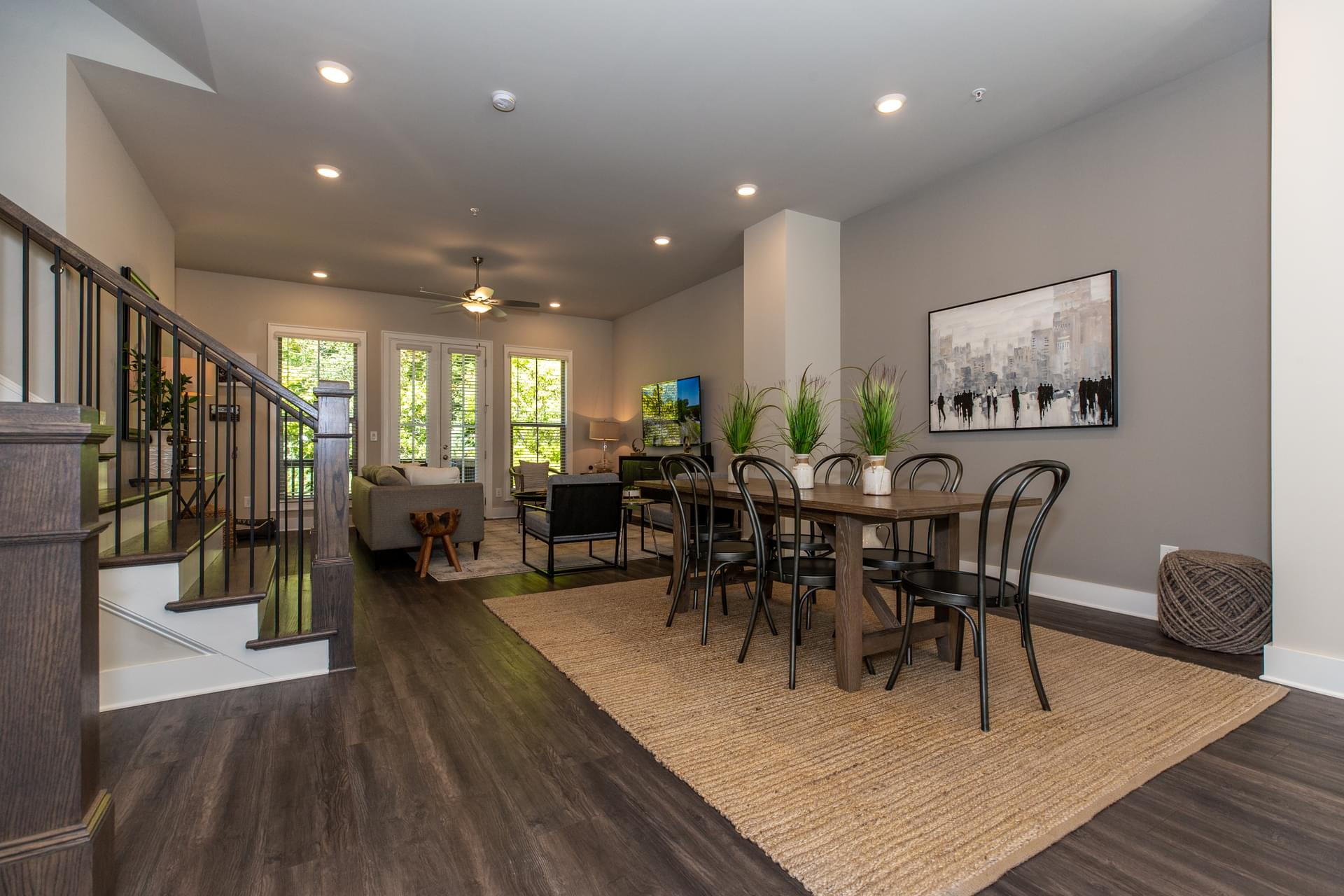 Savings Up to $9K Available on Select New Woodstock Townhomes at Mason Main*