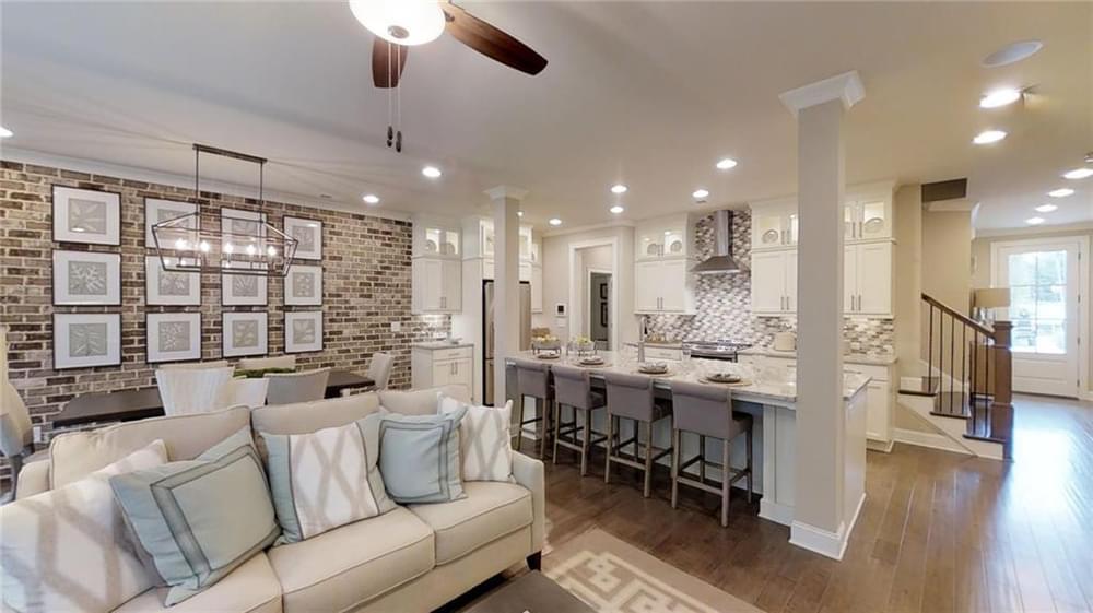 2,141sf New Home in Alpharetta, GA