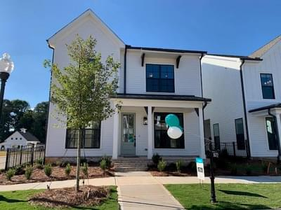 1672 Harvest Park Lane New Home for Sale in Suwanee GA